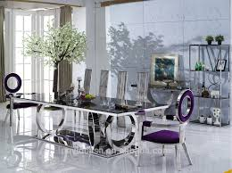 marble and stainless steel dining table a8068 italian travertine marble dining table buy travertine marble