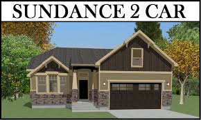 sundance 2 car 3 bed 1694 2 story u2013 utah home design