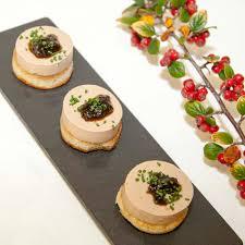 canap foie gras canape foie gras canap de foie gras y pato recette d 39