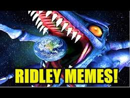 Funniest Memes On Earth - ridley funny meme compilation smash wii u 3ds metroid series