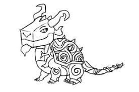 coloring pages dragon mania legends tidow s deviantart gallery