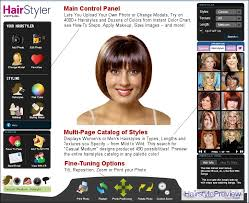 free hairstyle simulator for women virtual hairstyle simulator online hairstyle preview com