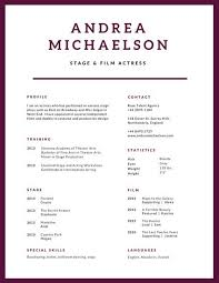 Simplemodern Plum Simple Modern Resume Templates By Canva
