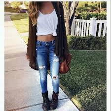 Light Wash Ripped Skinny Jeans High Waisted Acid Wash Jeans Fashion Blog