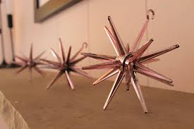 starburst decorations not just for the holidays