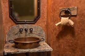 western bathroom ideas rustic western bathroom ideas home design and decorating