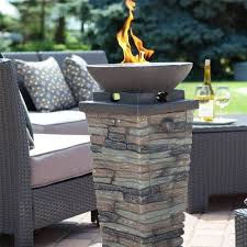 Fire Pit With Glass by Diy Glass Fire Pit Raised Copper Bowl For The Home Pinterest