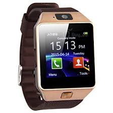 sync to android zomtop dz09 bluetooth smart wristwatch with sync to