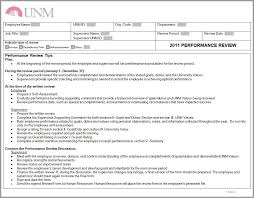 employee review form employee performance reviews template 5