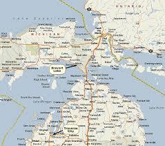up michigan map northern michigan map michigan map