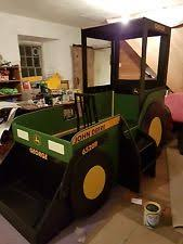 John Deere Bunk Beds Tractor Bed Ebay