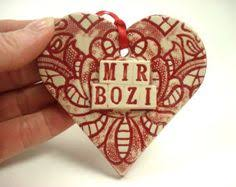 licitar hearts authentic croatian souvenir great for decorating