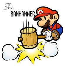 Ban Hammer Meme - france s ban on twitter and facebook continues