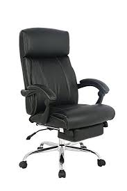 Real Leather Office Chair Viva Office Reclining Office Chair High Back Bonded