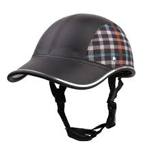motocross helmet visor generic unbranded men motorcycle pu leather helmet hat cap