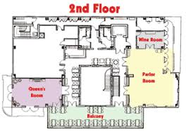 disneyland private party event floorplan downtown disney