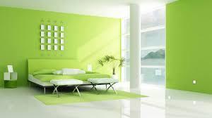 chambre color chambre pistache room home déco bright