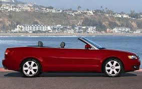 audi cabriolet convertible used 2006 audi a4 convertible pricing for sale edmunds