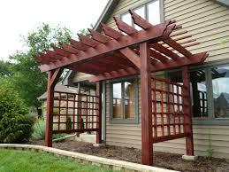 Pergola Roof Options by Pergolas Trellis Screen Rooms Decks And Patios In Ottawa