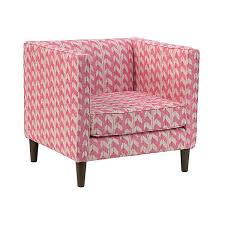 huey chair pink jetty stripe accent u0026 occasional chairs 37 930