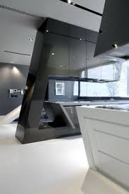Home Interior Kitchen Designs Contemporary Home Design Modern Kitchen Sink With Gray Color