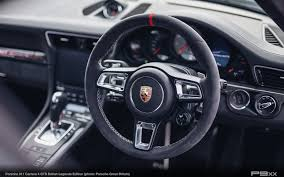 porsche race car interior in detail 911 carrera 4 gts british legends edition u2013 p9xx