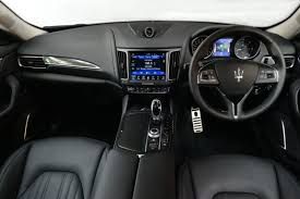 maserati levante interior back seat 2017 maserati levante s first drive review