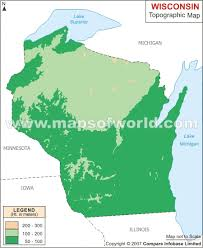 topo maps wisconsin wisconsin topographic map mapas topographic map