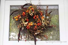 fall wreaths for front door on simple home interior design ideas