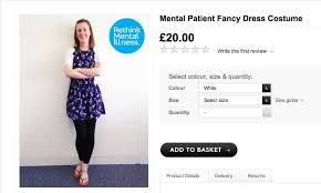 Patient Halloween Costumes Mental Patient Fancy Dress Costume South London Involvement Forum