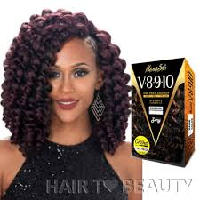 crochet hair v8910 rod set zury naturali synthetic crochet braid