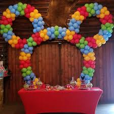 Wall Decoration With Balloons by The Best Balloon Decor In San Antonio Bring Magic To That Special