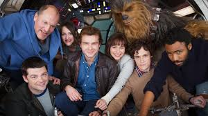 here u0027s your first look at the cast for the han solo movie