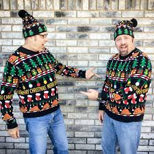 turkey for christmas tacky ugly christmas sweater ugly