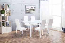 Oak Dining Table With 6 Chairs Oak Dining Table And 6 Chairs Dining Sets Kitchen Table