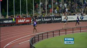men u0027s 5 000m the world and galen rupp meet 17 year old yomif