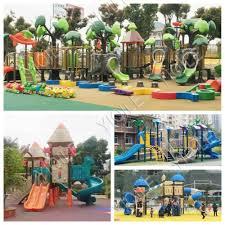 fantasy castle kids outdoor entertainment equipment popular kids