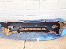 lexus rx330 bumper new lexus rx330 rx350 rear bumper cover oem black genuine closeout