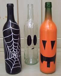Diy Halloween Decorations Best 20 Halloween Wine Bottles Ideas On Pinterest Wine Bottle