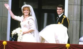 sarah ferguson admits she still watches video of her wedding to