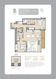 O2 Floor Plan by Marina Gate Ii Floor Plans Dubai Marina