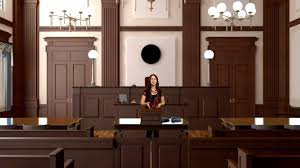 courtroom virtual set youtube
