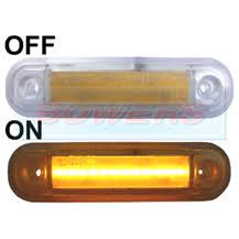 led side marker lights for trucks led marker ls h bowers