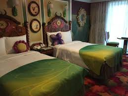 tinker bell theme room picture tokyo disneyland hotel