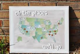 Map Guest Extraordinary Guest Oh The Places You U0027ll Go Map The 36th Avenue