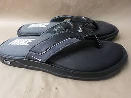 Nike Comfort Flip Flops Nike Size 12 Men U0027s Comfort Thong Flip Flops Sandals Used Kmc 344