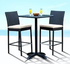Bar Height Patio Chairs by Agio Heritage 42quot Bar Height Patio Dining Set Bar Height Patio