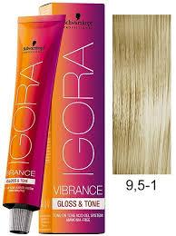 can you mix igora hair color schwarzkopf igora vibrance gloss tone hair color 9 5 1