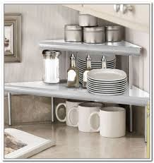 Bathroom Counter Shelves Counter Storage Adorable Bathroom Countertop Storage In Shelves