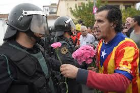 katalonien referendum merkel sichert madrider zentralregierung
